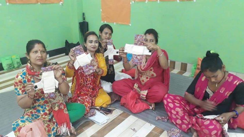 how to make menstrual pad